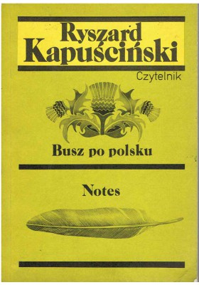 Busz po polsku. Notes