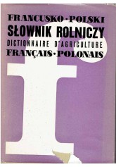 Francusko-polski słownik rolniczy
