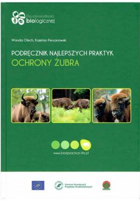 Podręcznik najlepszych praktyk ochrony żubra