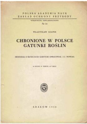 Chronione w Polsce gatunki roślin