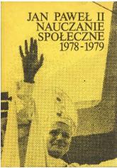 Nauczanie społeczne. T. II: 1978 - 1979