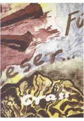Günter Grass. Grafika / Grafiken