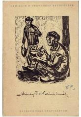 Katalog prac graficznych Mieczysława Kościelniaka