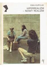 Hiperrealizm- nowy realizm