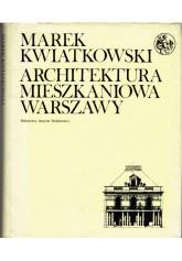 Architektura mieszkalna Warszawy