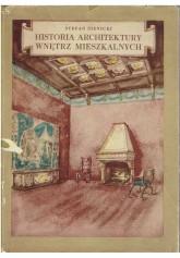 Historia architektury wnętrz mieszkalnych