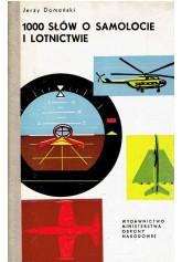1000 słów o samolocie i lotnictwie