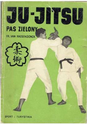 Ju-Jitsu. Pas zielony