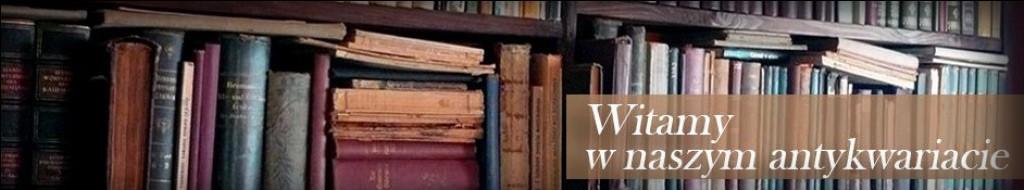 Antykwariat z książkami